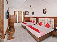 OYO 39383 Hotel Ashoka Residency