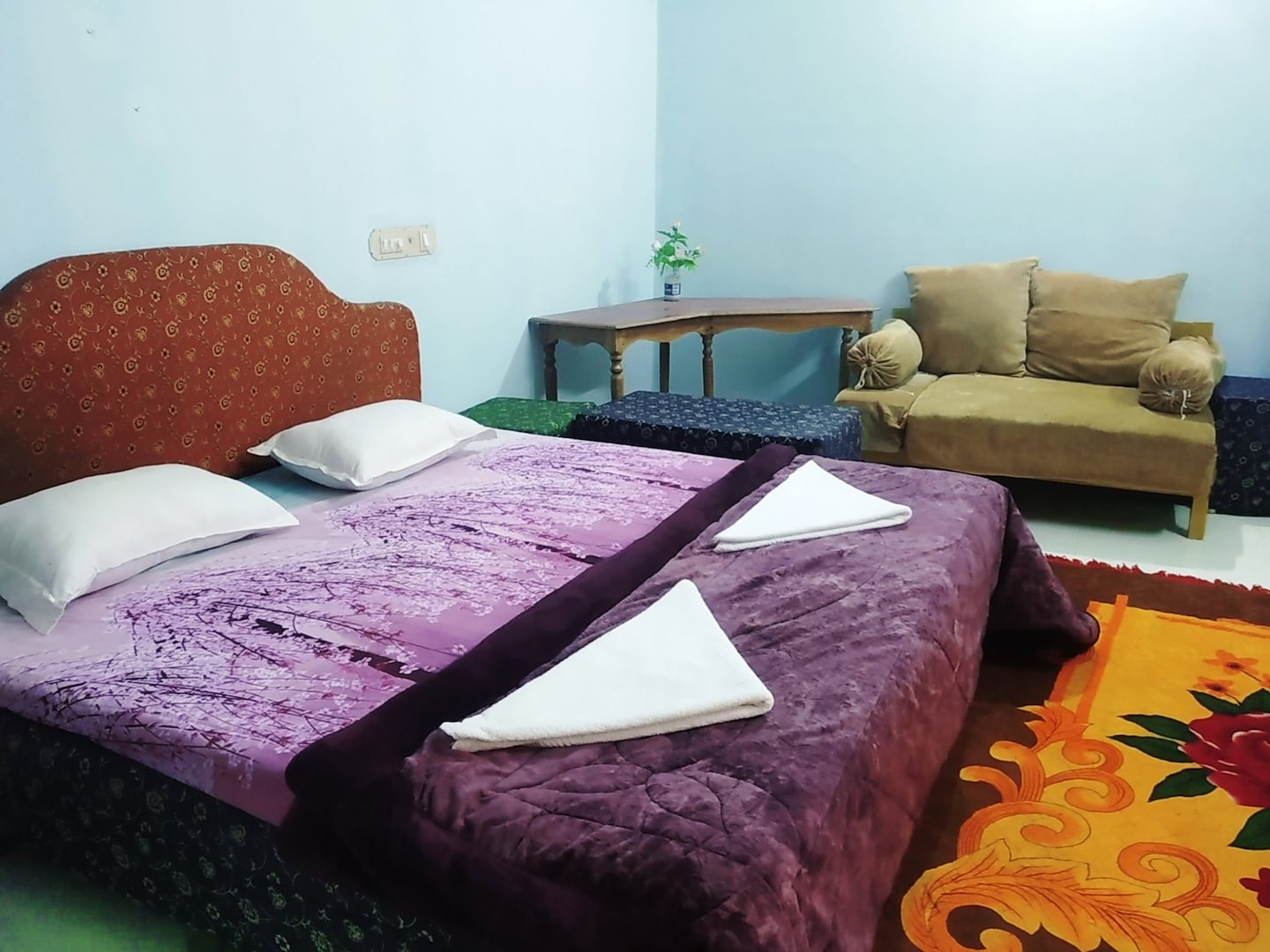 SPOT ON 39406 Anand Homestay -1