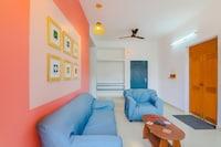OYO Home 39504 Comfort 2bhk Near Rock Beach