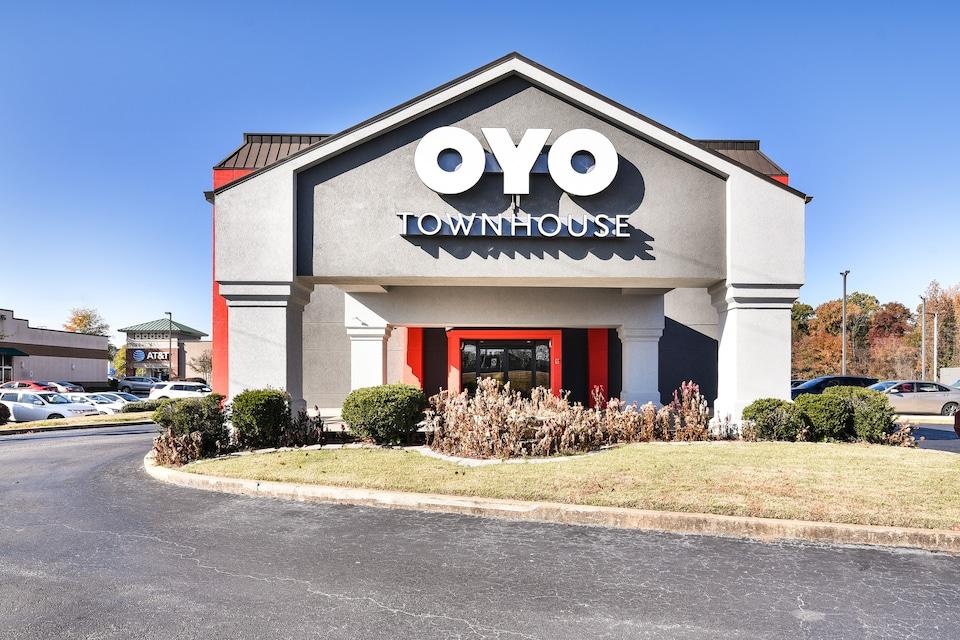 OYO Townhouse Inn Jacksonville AR