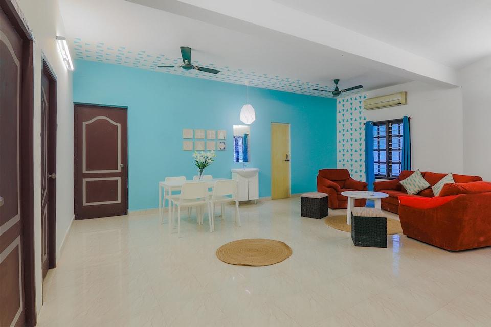 OYO Home 39529 Spacious 3bhk Near Auroville