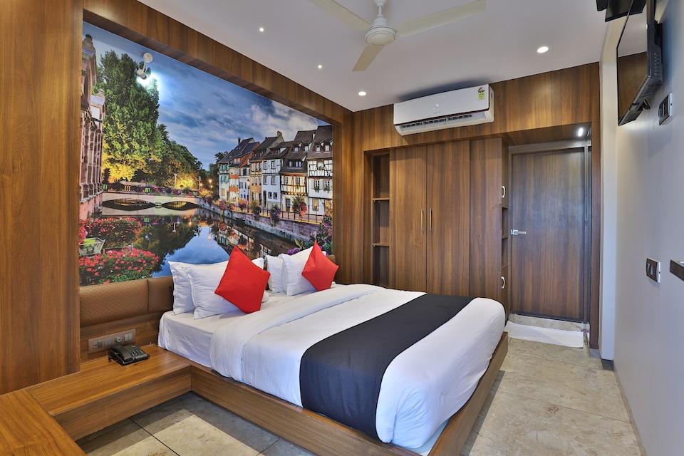 Capital O 39636 J.D The Business Luxury Hotel Surat
