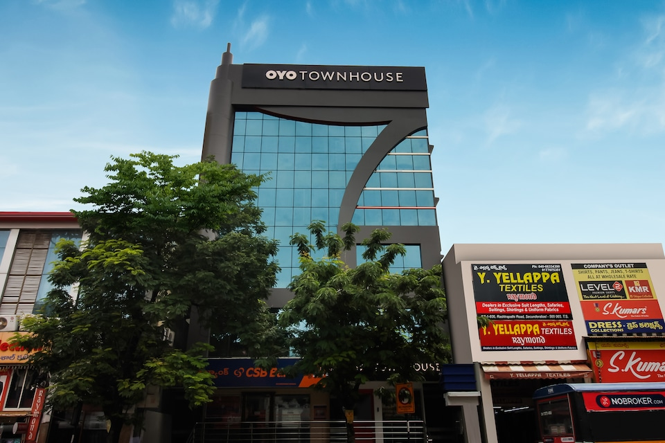 OYO Townhouse 232 RP Road, Secunderabad, Hyderabad