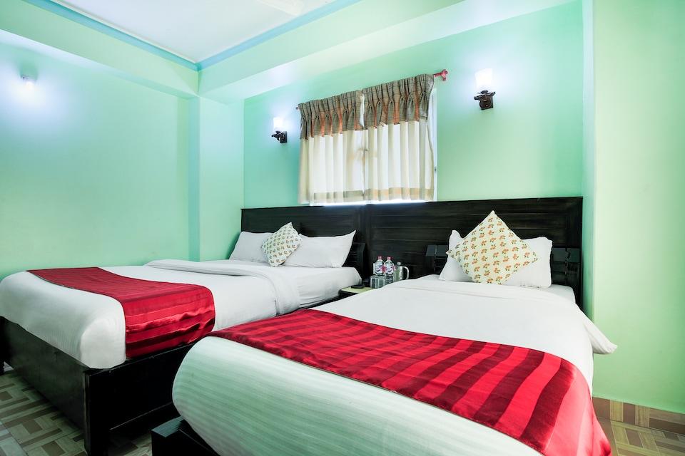 OYO 391 Hotel Rudrakshya