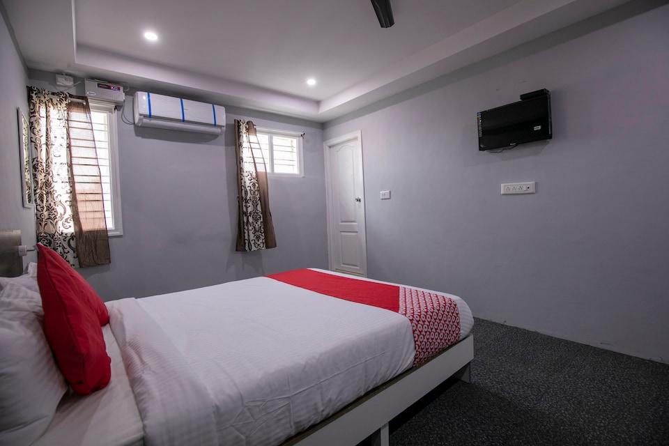 OYO 39950 A K Residency