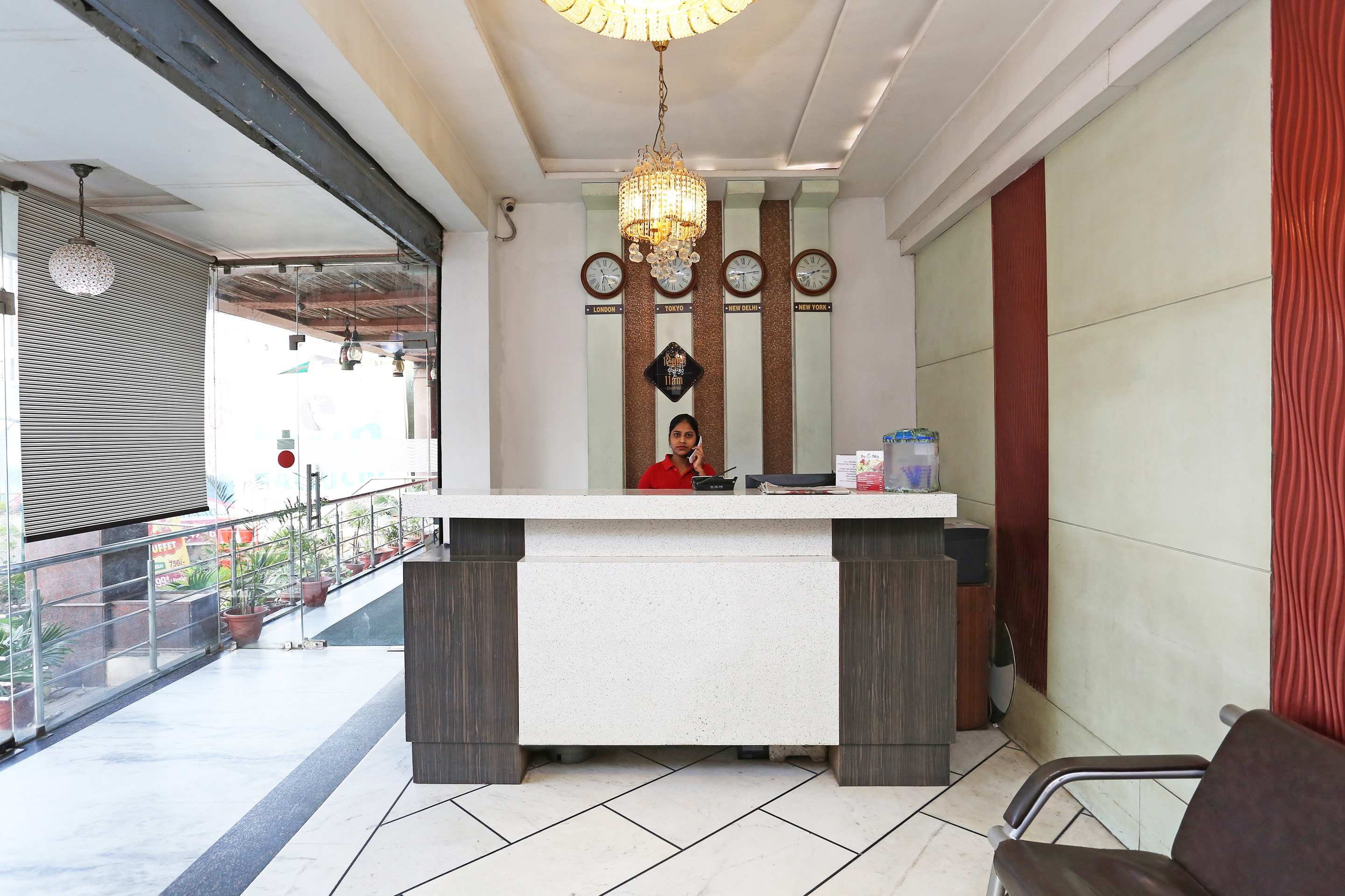 Hotel Gallarey OYO 3773 City Square And Suites