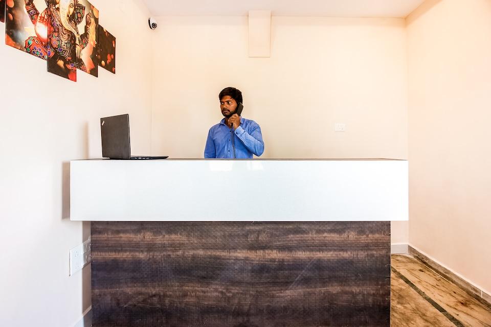OYO 40305 R Square Inn, LB Nagar - Ramoji, Hyderabad