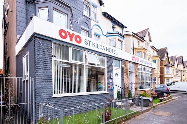 OYO St Kilda's