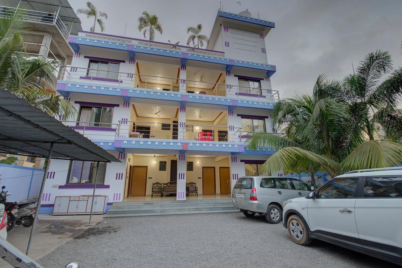 OYO 40525 Akash Beach Resort -1