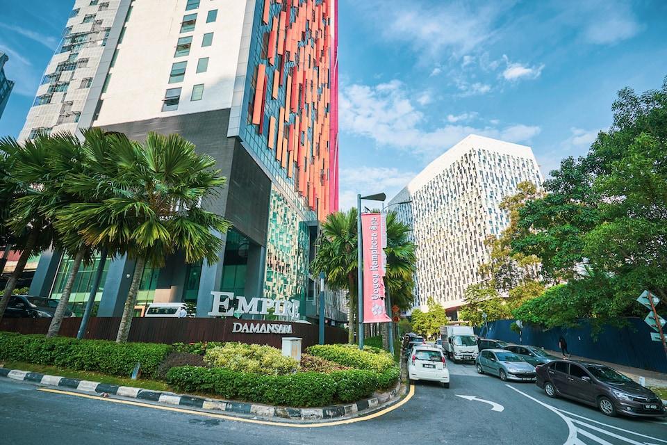 OYO Home 1130 Mind-blowing 1br Empire Damansara Soho