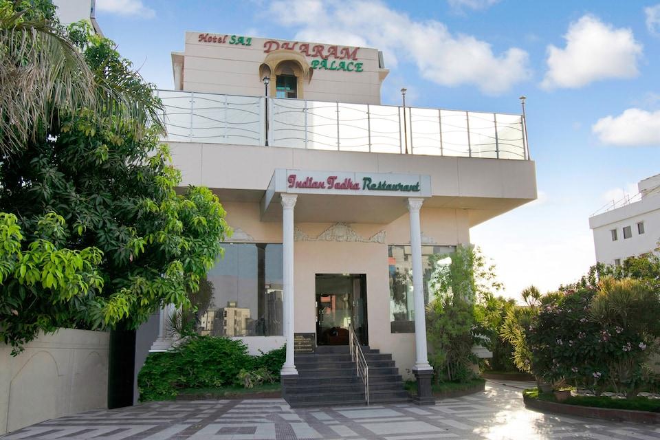 Capital O 40758 Hotel Sai Dharam Palace