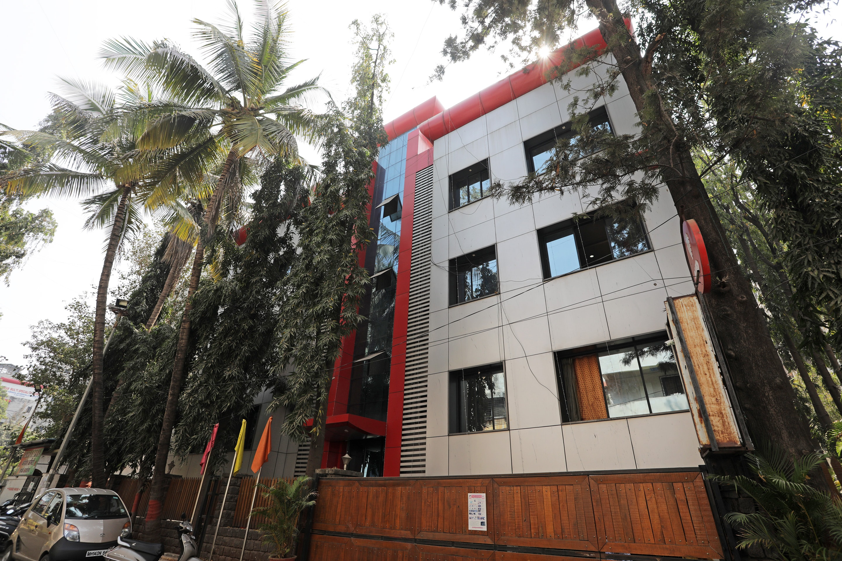 OYO 655 Hotel Aundh Retreat