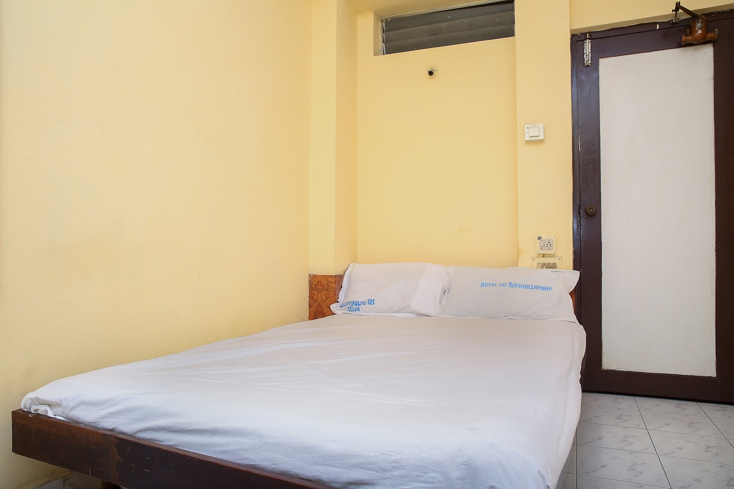 SPOT ON 41141 Hotel Sri Ram Nallamani -1