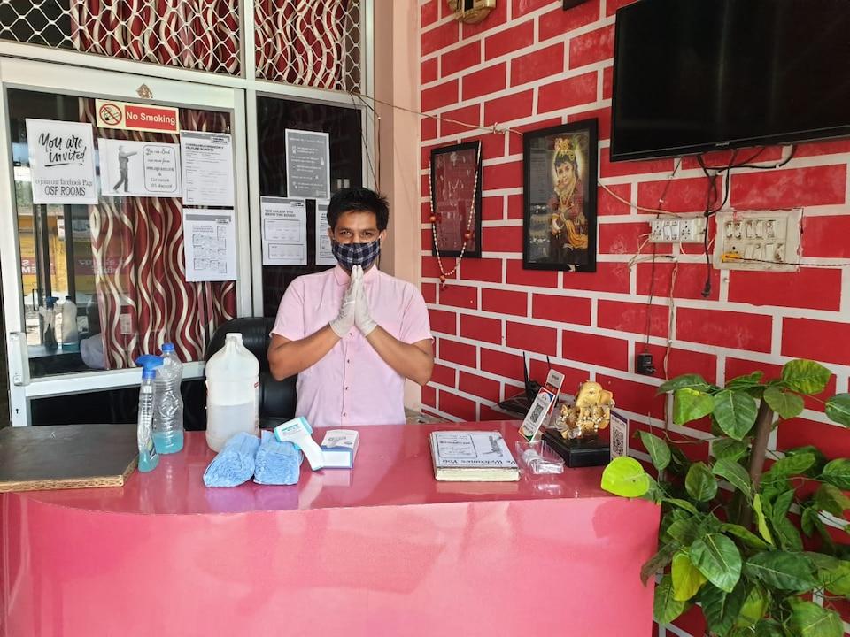 SPOT ON 41214 Om Shiv Palace