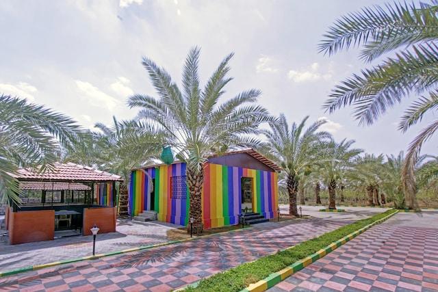 OYO 41328 Baboomas Rainbow Resort Deluxe