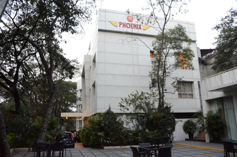 OYO 3850 Hotel Phoenix Pune -1