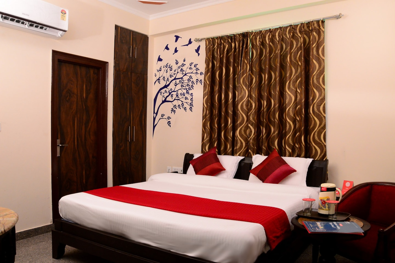OYO Rooms 192 Malviya Nagar Jagatpura Room-1
