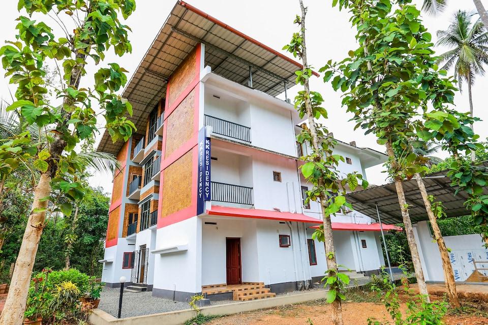 SPOT ON 41706 Kk Residency