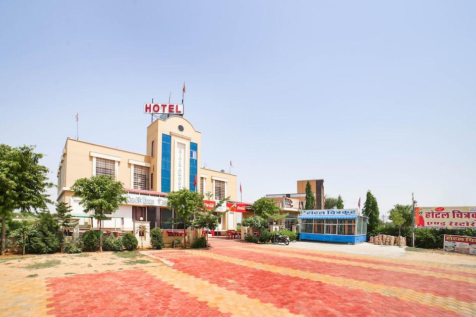 SPOT ON 41750 Hotel Chitrakoot