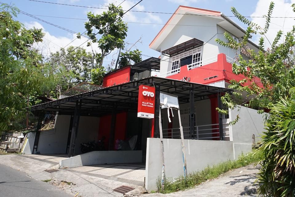 OYO 1007 Alletha Guest House 2, Balikpapan Outer, Balikpapan