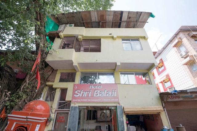 SPOT ON 42054 Shree Balaji  SPOT