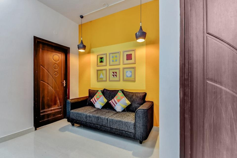 OYO Home 42362 Serene Studio Kr Puram, KR Puram Bangalore, Bangalore