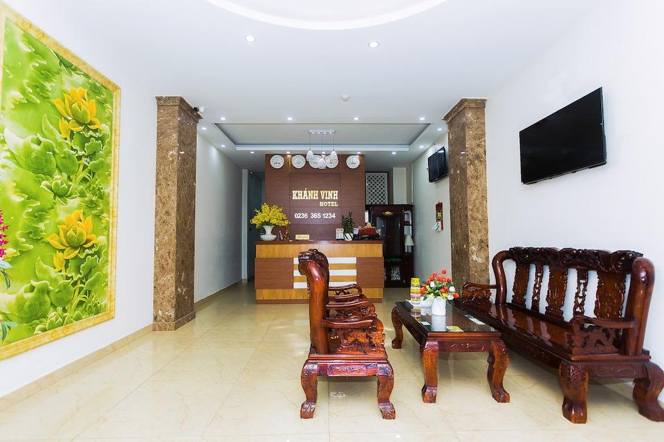OYO 232 Khanh Vinh Hotel Da Nang, Son Tra Distrist, Da-Nang
