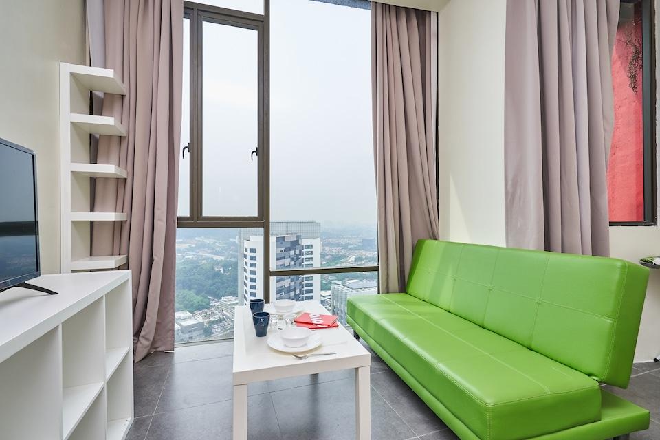 OYO Home 1218 Fresh Studio Empire Damansara Soho