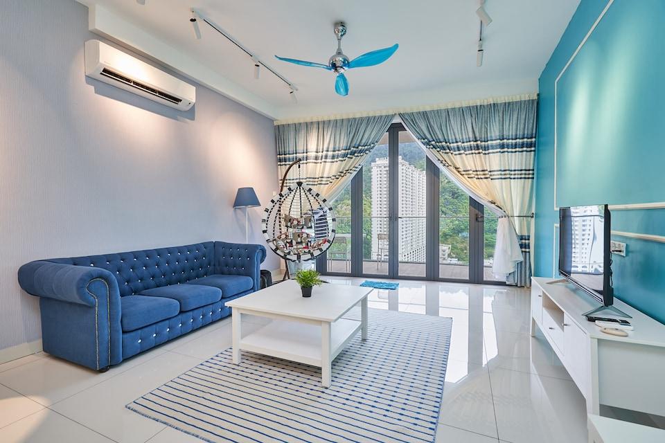 OYO Home 1233 Homey 3br Arte S