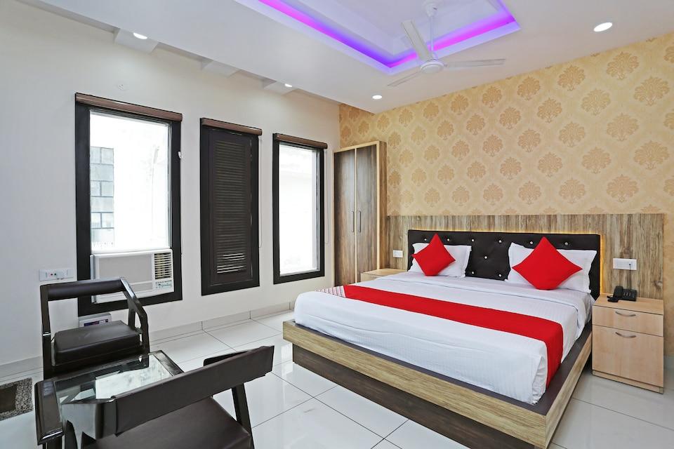 OYO 44132 Hotel The Jiyo, Rohtak, Rohtak