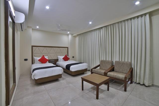 Capital O 44249 Hotel Kavery Mansingh Inn Deluxe