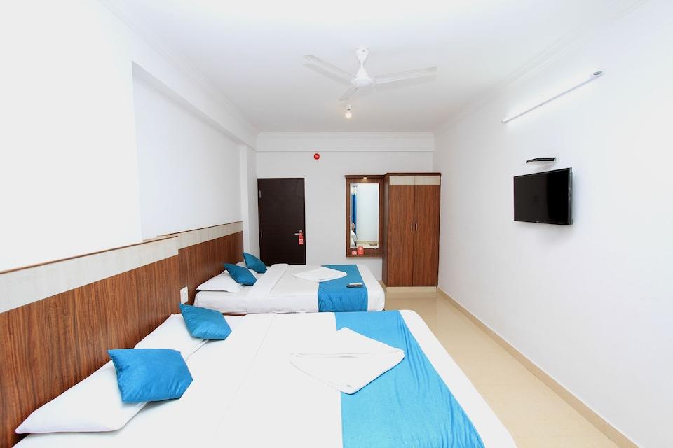 OYO 3974 Hotel Bcp Royal Residency, Majestic Bangalore, Bangalore