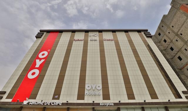 OYO 243 Arkan Hotel Taif