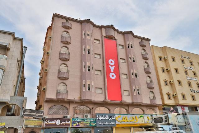 OYO 246 Hotel Hadeel Al Motamayezah