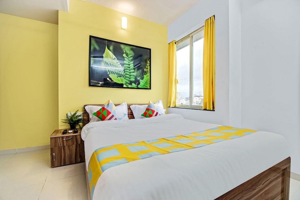 OYO Home 45157 Newtown Stay Near Opp. TCS Gitanjali Park