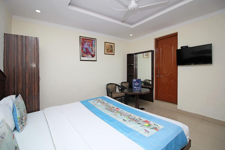 OYO 4205 Hotel Anuj Regency, McLeod Ganj, Mcleod-Ganj