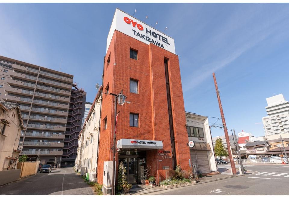 OYO Business Hotel Takizawa Takasaki Station West, Takasaki, Takasaki