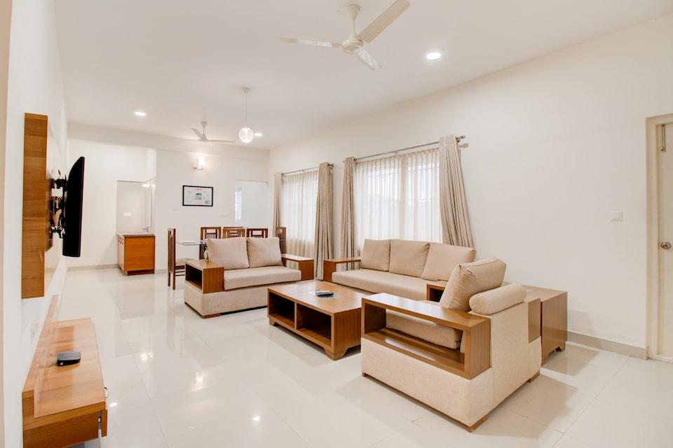 OYO Home 45366 Elite Stay HSR Club