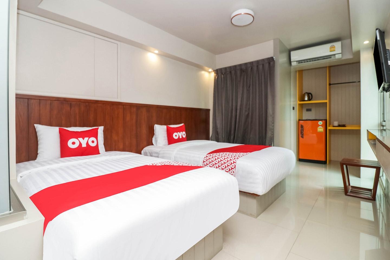 OYO 236 A Sleep Bangkok Sathorn -1