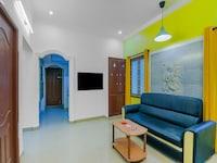 OYO Home 45421 Comfort 2bhk @ Lawspet