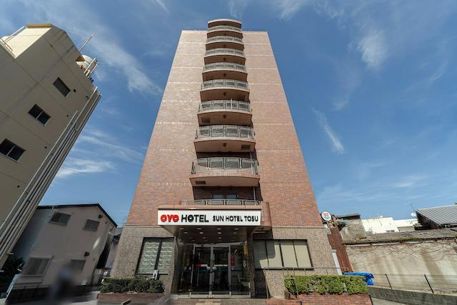 OYO Sun Hotel Tosu Saga