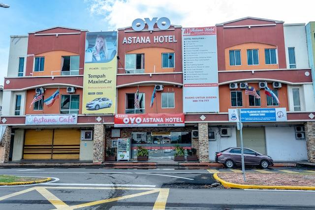 OYO 43959 Astana Hotel