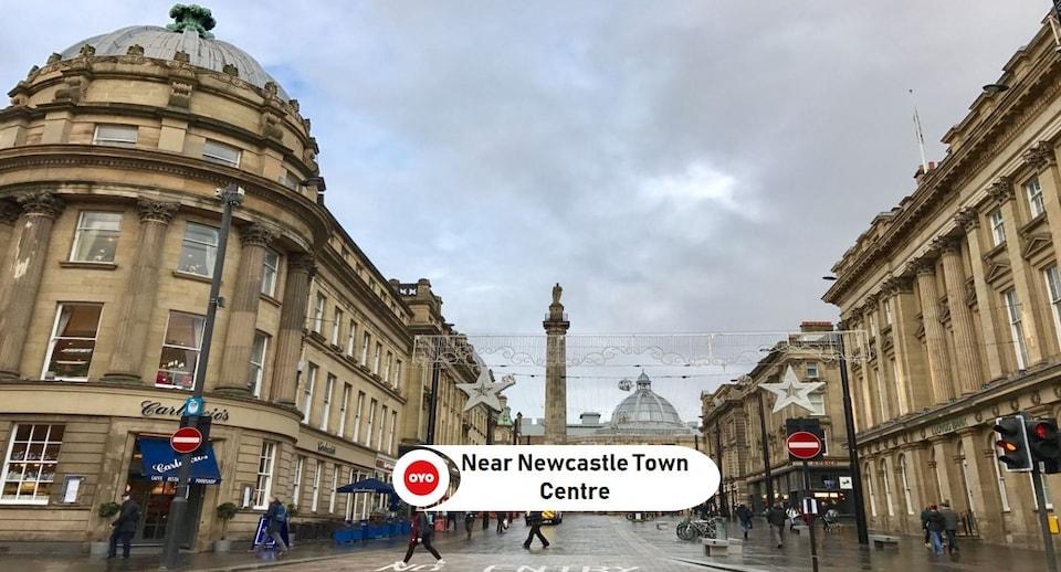 OYO Dene Hotel, Newcastle (North England), Newcastle