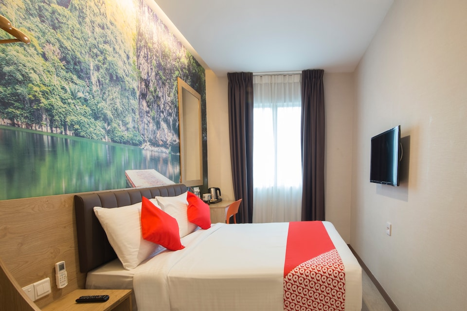 OYO 44019 Nas Hotel