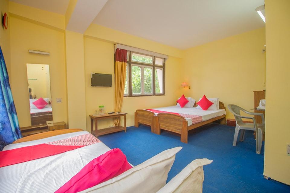 OYO 46601 Hotel Kanchanjangha, Pelling, Pelling