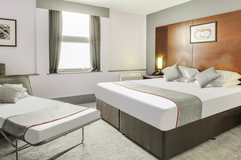 OYO Sheffield Metropolitan Hotel -1