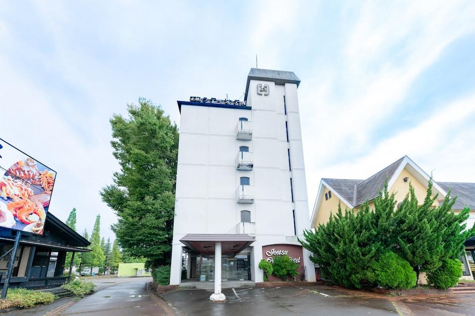 OYO Joetsu City Hotel Kasugayama