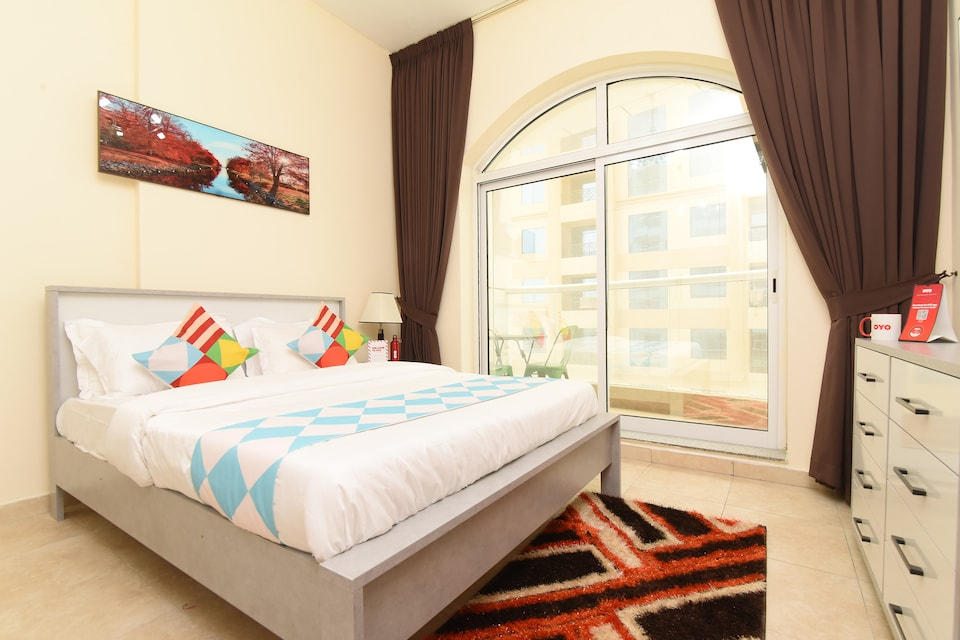 OYO Home 236 1BHK Capitol Tower,DIC