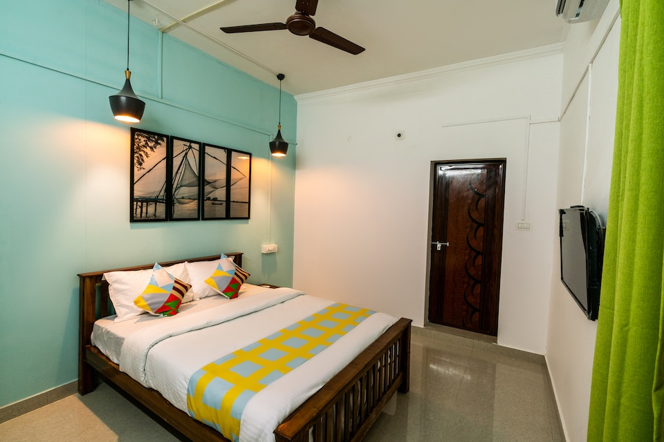 OYO Home 47689 Vibrant Stay Near Infopark