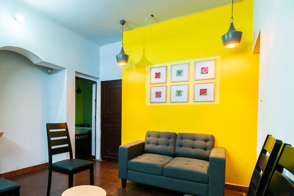 OYO 47733 Home Shalom Apartments 3bhk, Kaloor Kochi, Kochi